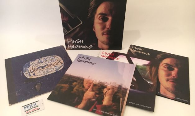 Comedy Central selling entire Mitch Hedberg record collection as new box set of LP vinyl albums, book and MP3s