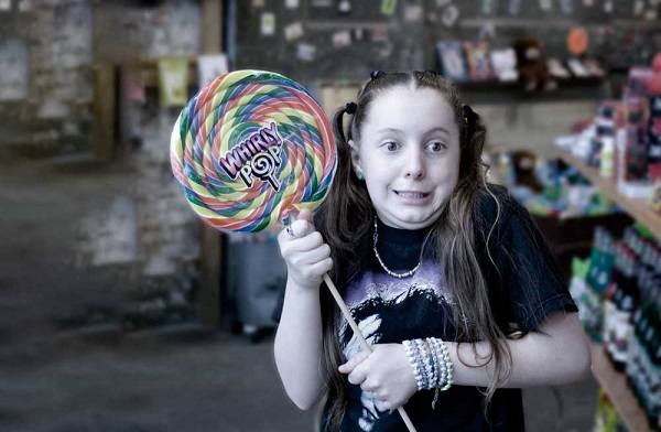 A&E orders reality series following 11-year-old comedian Saffron Herndon