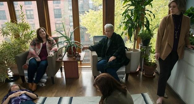 SNL mocks sad shows masquerading as sitcoms or TV comedy to win awards