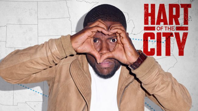 "Comedy Central renews Kevin Hart's ""Hart of the City"" for second season"