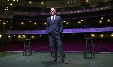 "Jerry Seinfeld extends Beacon Theatre ""Homestand"" through 2017"