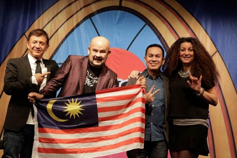 "Malaysia's Harith Iskander wins Laugh Factory's ""Funniest Person in the World 2016"" contest"