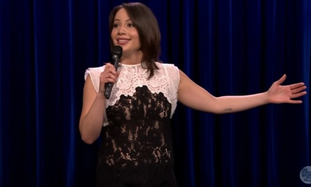 Candice Thompson on The Tonight Show Starring Jimmy Fallon