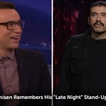 "Fred Armisen remembers ""Sgt. Fred,"" his first TV credit on Late Night with Conan O'Brien"