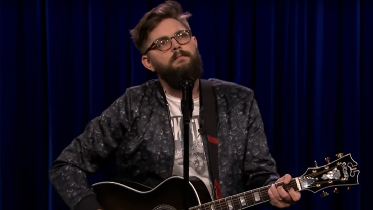 Nick Thune on The Tonight Show Starring Jimmy Fallon