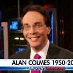 R.I.P. Alan Colmes (1950-2017)