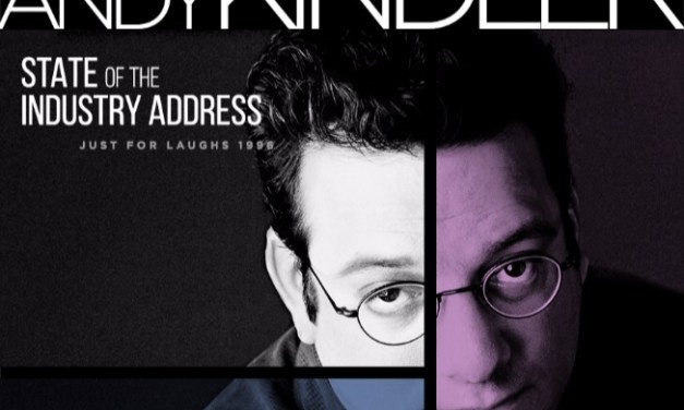 "Now hear this: The very first ""State of the Industry"" by Andy Kindler at Just For Laughs Montreal in 1996"