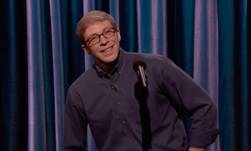 Joe Pera on Conan | The Comic's Comic