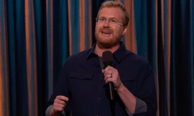 Kurt Braunohler on Conan