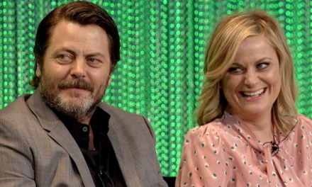 Amy Poehler and Nick Offerman to host real-life parks and recreation crafts series for NBC