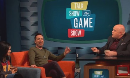 "Sneak peek at Guy Branum's ""Talk Show the Game Show"" on truTV"