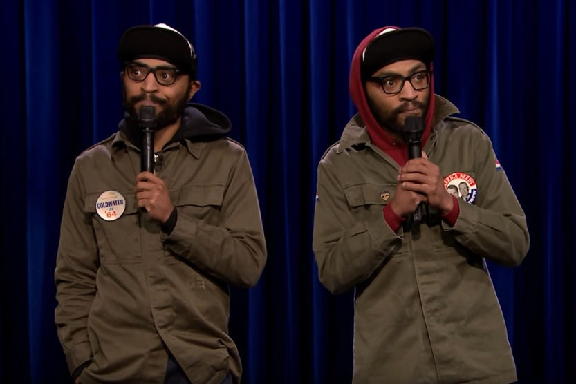 Lucas Brothers on The Tonight Show Starring Jimmy Fallon