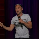 Russell Howard on The Late Late Show with James Corden