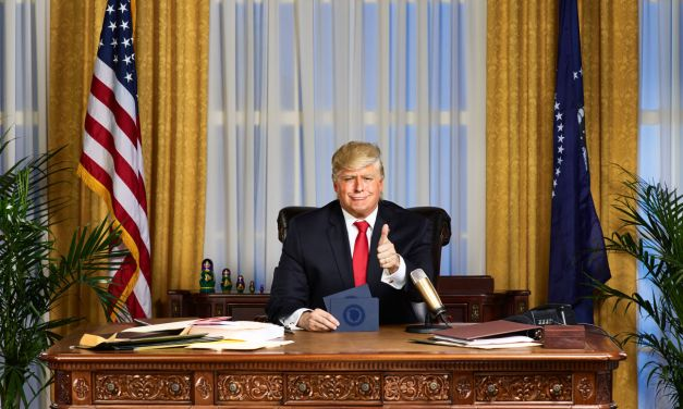 "Anthony Atamanuik gets his own late-night showcase on Comedy Central in ""The President Show"""