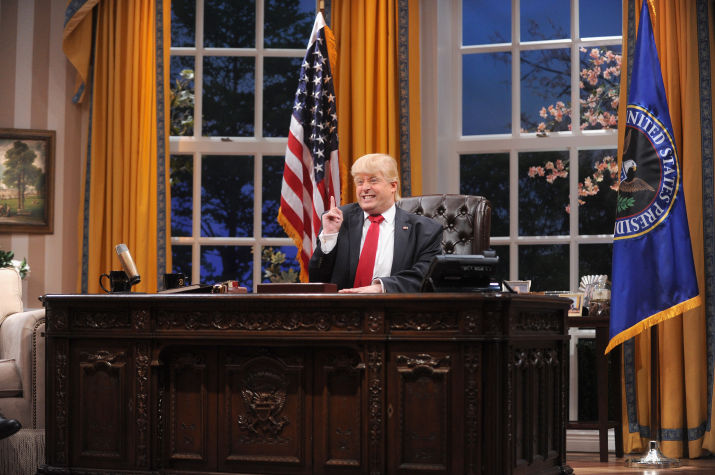 Comedy Central extends Anthony Atamanuik's Trump satire, The President Show, through the summer