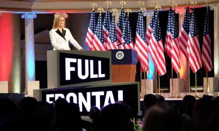 "Highlights from Full Frontal with Samantha Bee ""Not the White House Correspondents Dinner"""