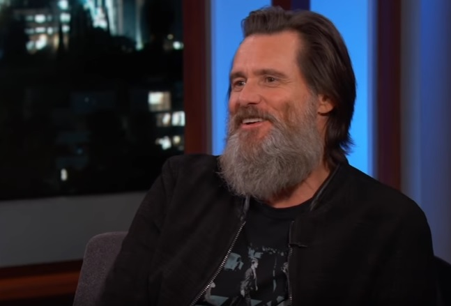 Jim Carrey on how he put parts of his real life into ...