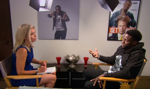 CBS Sunday Morning profiles Kevin Hart