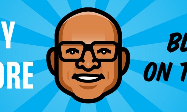 "Larry Wilmore is ""Black on the Air"" in new podcast series with The Ringer"