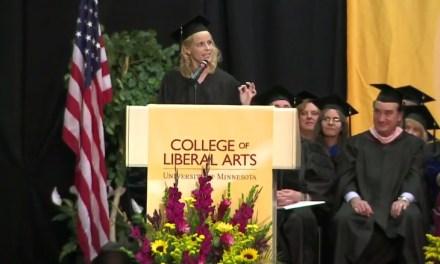 Maria Bamford commencement address to University of Minnesota class of 2017