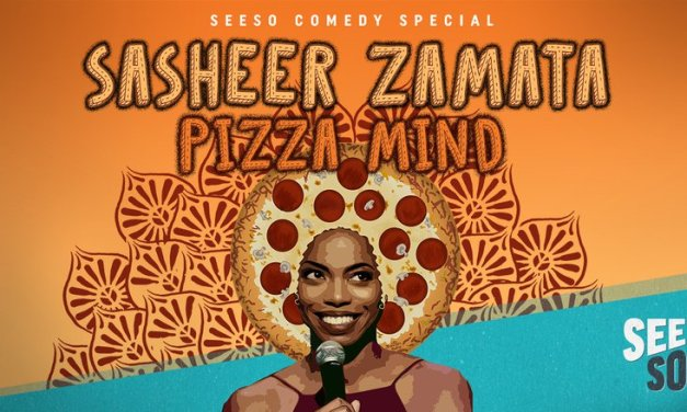 "Review: Sasheer Zamata, ""Pizza Mind"" on Seeso"