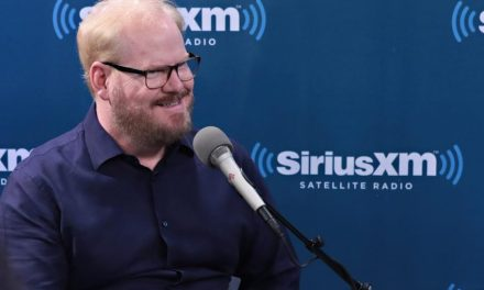 Jim Gaffigan thought about retiring if wife and writing partner Jeannie's brain tumor surgery didn't go well