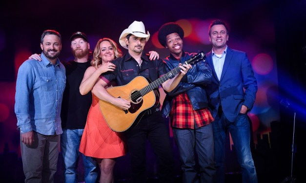 Don't worry: Brad Paisley's Comedy Rodeo for Netflix will mostly feature actual comedians