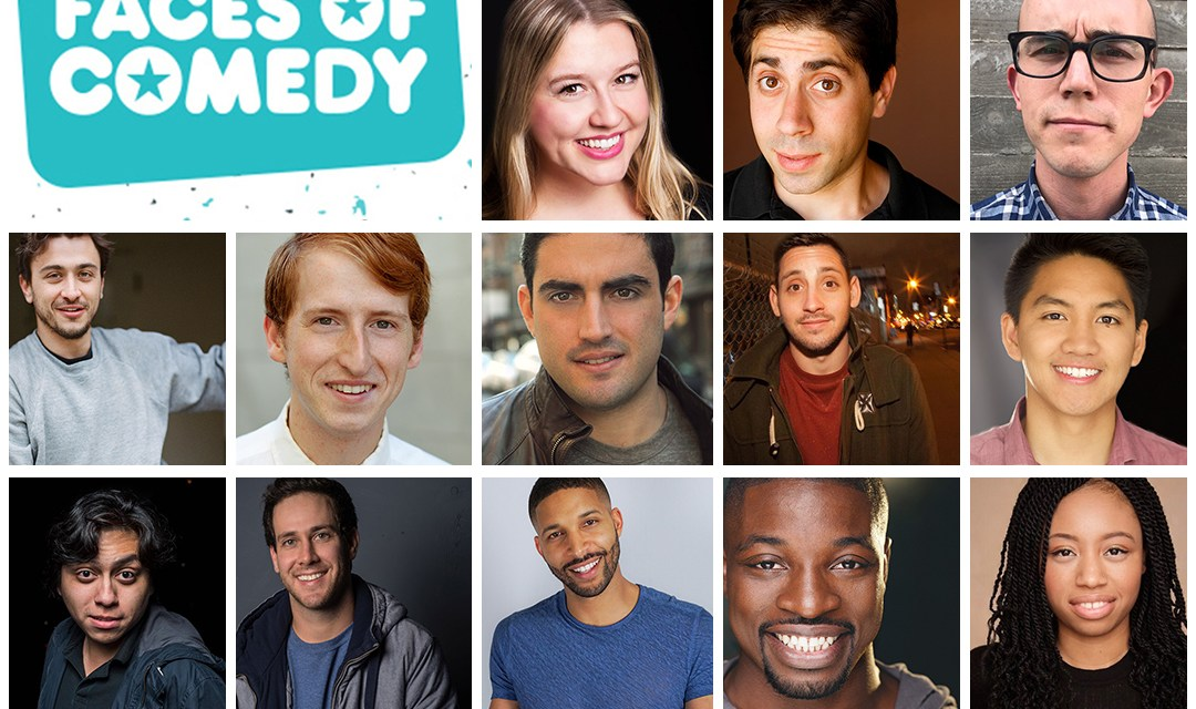 Congratulations to the 2017 New Faces of Comedy for Just For Laughs Montreal