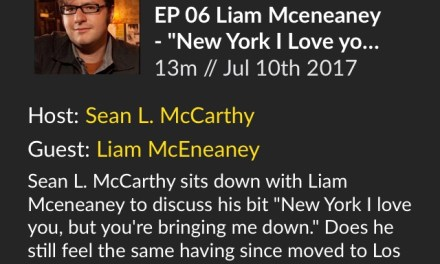 On Second Thought with Liam McEneaney