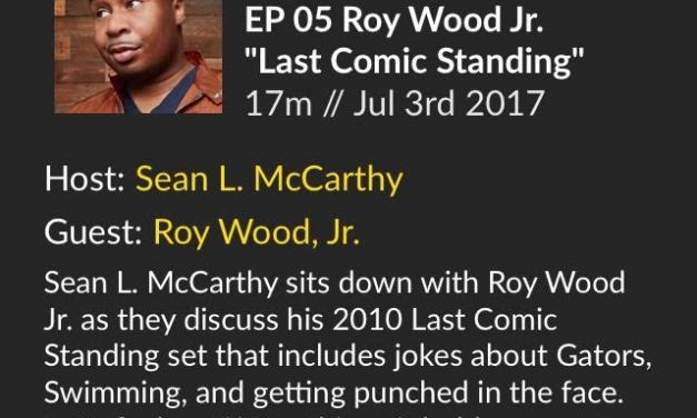 On Second Thought with Roy Wood Jr.