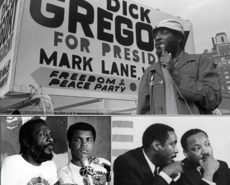 R.I.P. Dick Gregory (1932-2017)