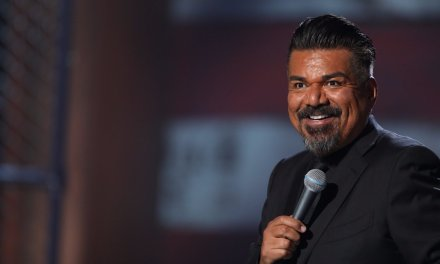 "Review: George Lopez, ""The Wall: Live! From Washington, D.C."" on HBO"