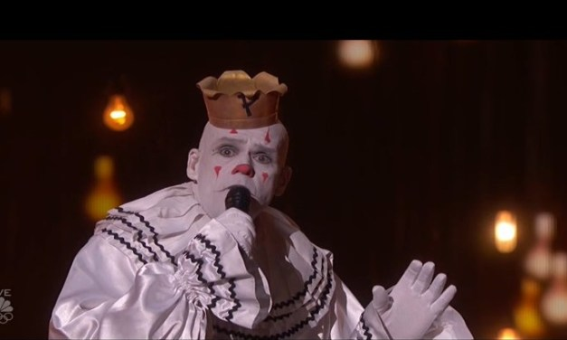 Puddles Pity Party on the quarterfinals of America's Got Talent 2017