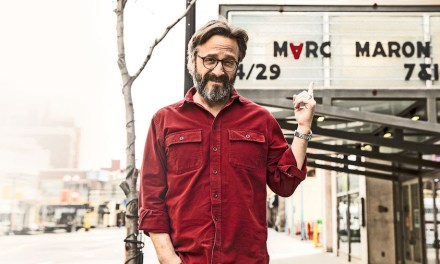 "Review: Marc Maron, ""Too Real"" on Netflix"