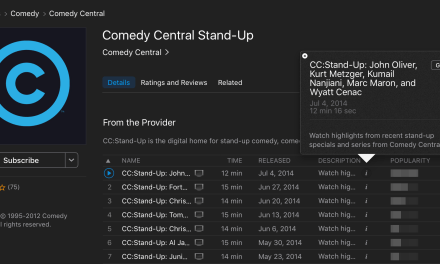Comedy Central launching its own podcast network