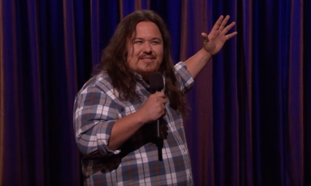Shane Torres defends Guy Fieri, on Conan