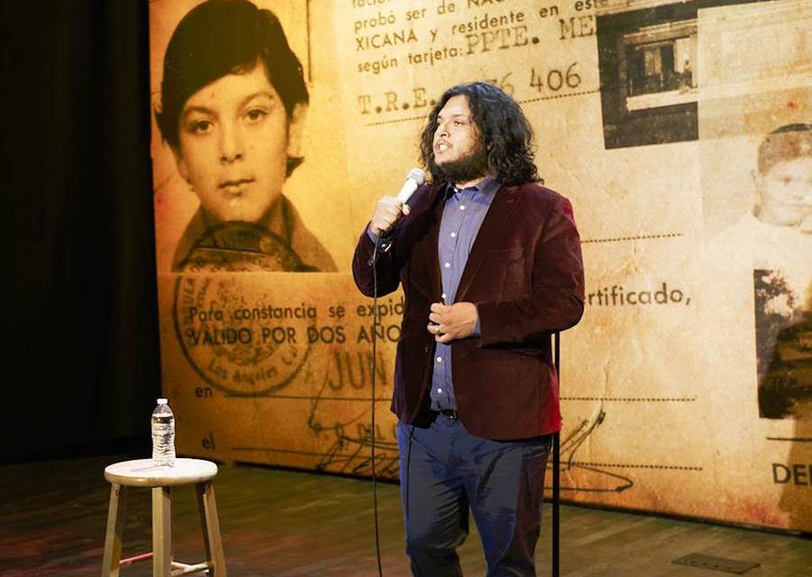 Last comic still standing: Felipe Esparza talks about how he's grown with his first HBO special