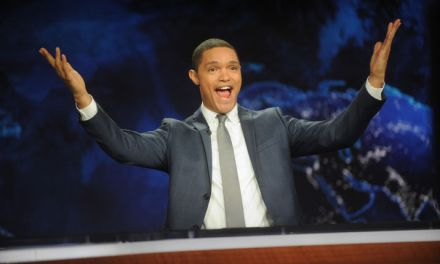 Trevor Noah attracting more millennials and their younger siblings (ages 18-34) to The Daily Show