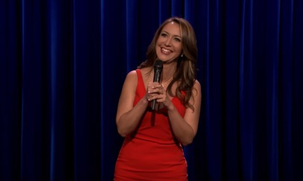 Rachel Feinstein on The Tonight Show Starring Jimmy Fallon