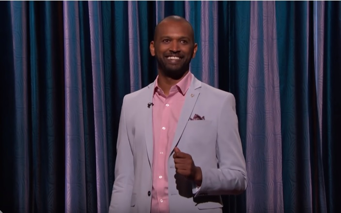 Solomon Georgio on Conan