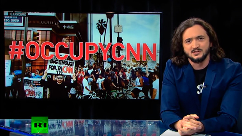 With U.S. forcing RT channel to register as Russian agency, Redacted Tonight's Lee Camp responds