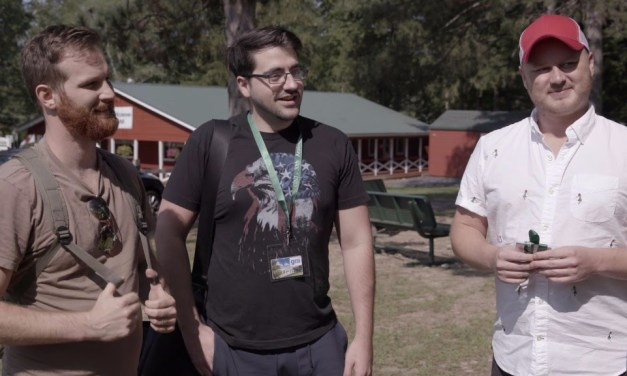 """Liberal Redneck comedians wellRED hit the Poconos for """"The Naked Truth"""""""