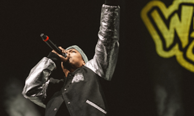 Nick Cannon's Wild 'N Out tour plays two arenas in one night