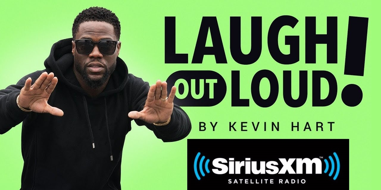 Image result for Kevin Hart's Laugh Out Loud To Launch new Comedy Channel With SiriusXM