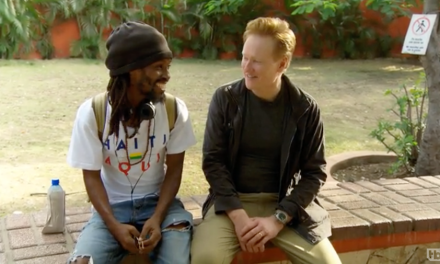 Highlights from Conan O'Brien's trip to Haiti