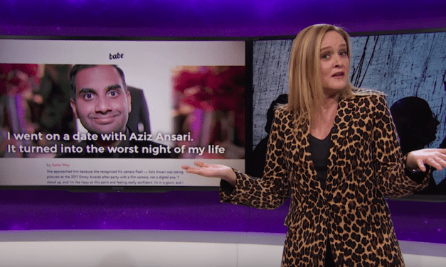 Samantha Bee defends against any #MeToo backlash on Full Frontal