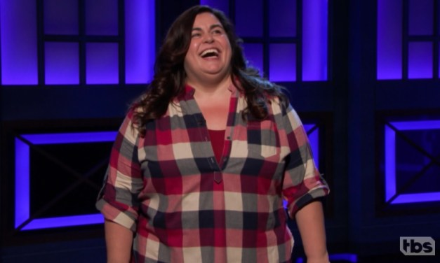 Debra DiGiovanni on Conan