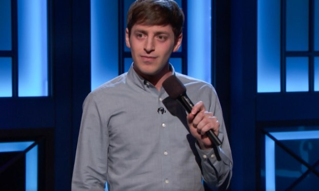 Alex Edelman on Conan