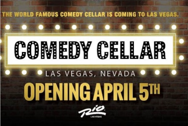 The Comedy Cellar opening a Vegas club inside the Rio resort and casino