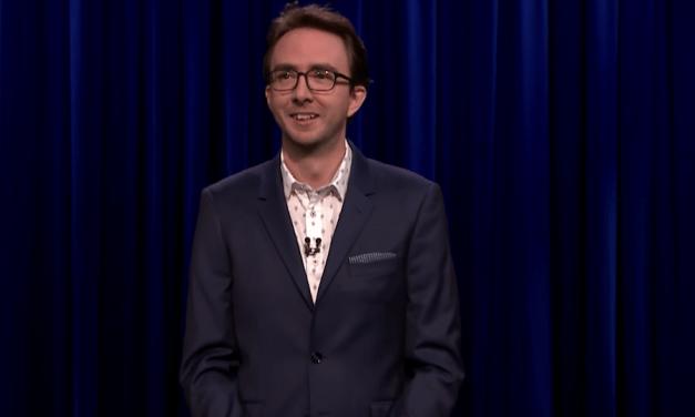 Joe List on The Tonight Show Starring Jimmy Fallon